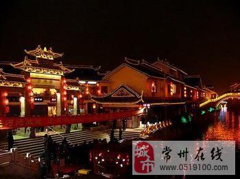 常熟的方塔元宵灯会致力于呈现别样的江南民俗