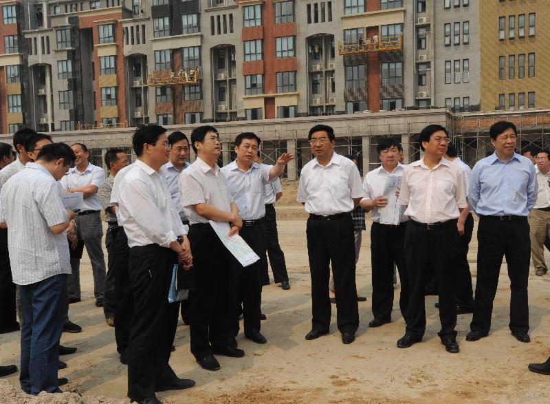 河南:建设航空港经济综合实验区
