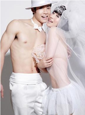 [分享][推荐]80后裸体婚纱照欣赏 领略不一样的时代风情