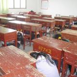 寻乌县南桥中学开展2013年春季开学安全工作(组图)