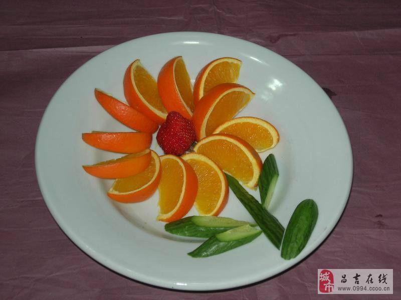 主题: [推荐]教你做创意水果拼盘