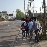 迟来的爱――2012年自贡暴走内江
