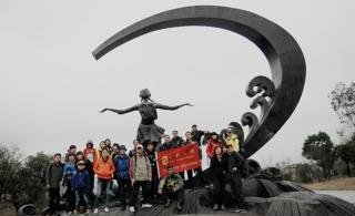 2013求北京赛车pk10计划群网友开年游-明月山-网友风采
