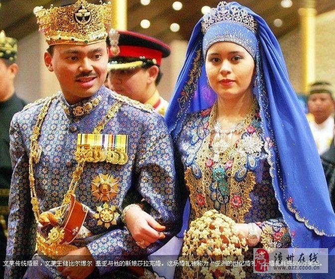 [分享][推荐]全球各地的传统新娘婚服(更新中)