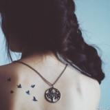 喜爱的纹身