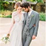 为啥要穿白色?婚礼习俗与细节的由来(图)