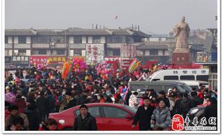2013春节丰县随拍