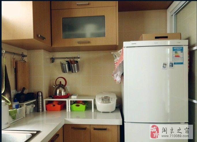 厨房单移门装修效果图
