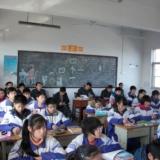 教研室对云鹤中学开展集体视导