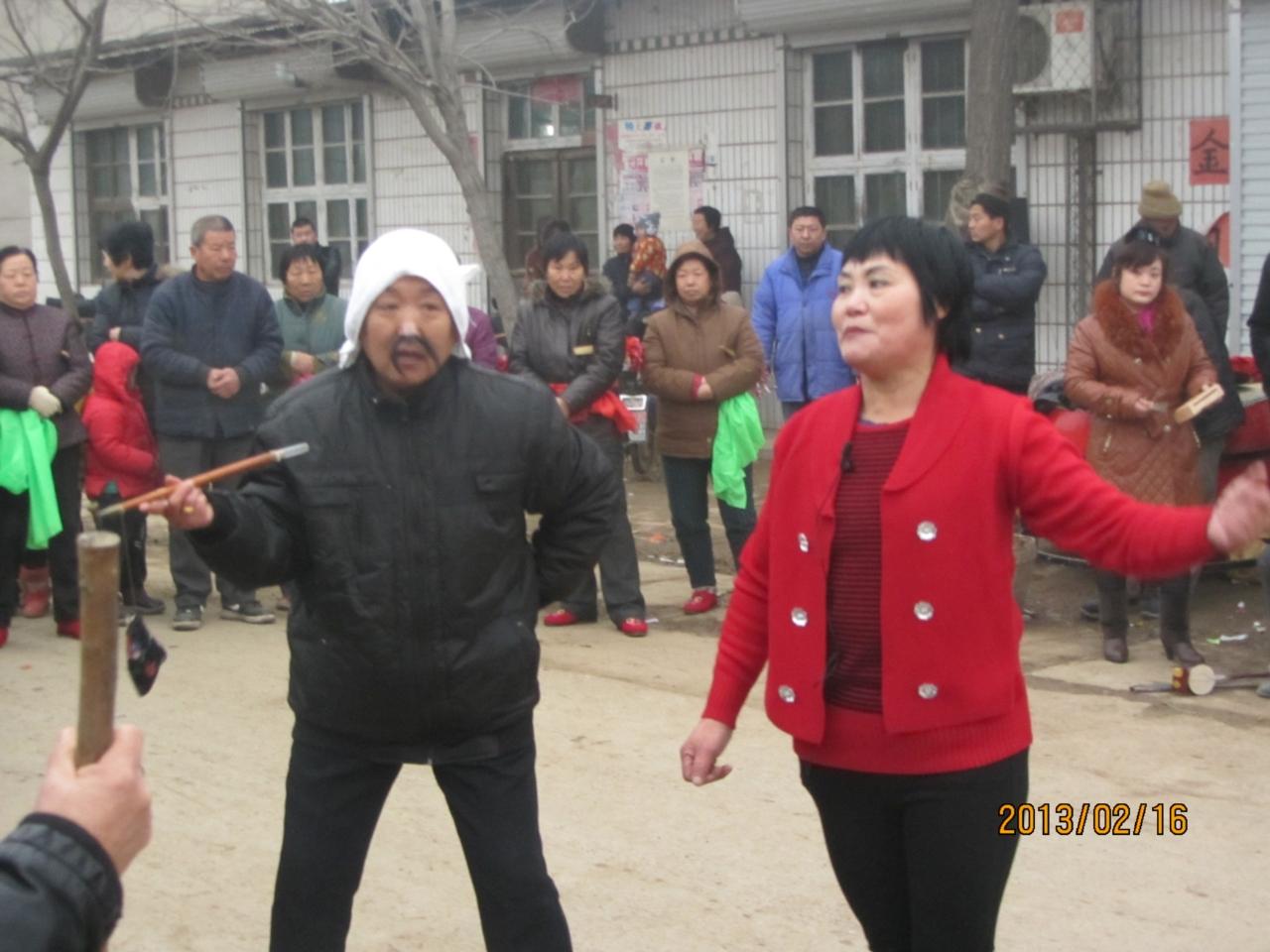 河北省阜城县刘老人文化艺术片