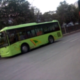 [原创]看,新公交车来了!