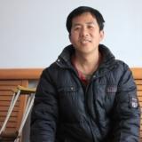 本县著名书画家朱逢春及他的部分画作