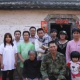 [原创]万泉美地的董事长王曼郦女士回访大病康复的小云城及家人