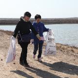 大港水库-义工环保活动纪实