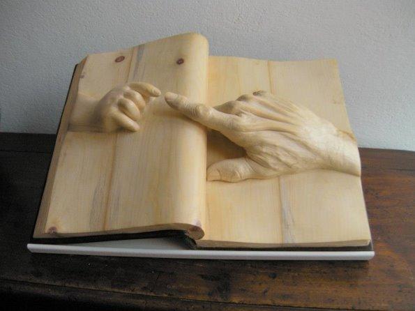 精致的木雕