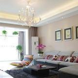 萝莉女最爱 8万打造完美清新公寓