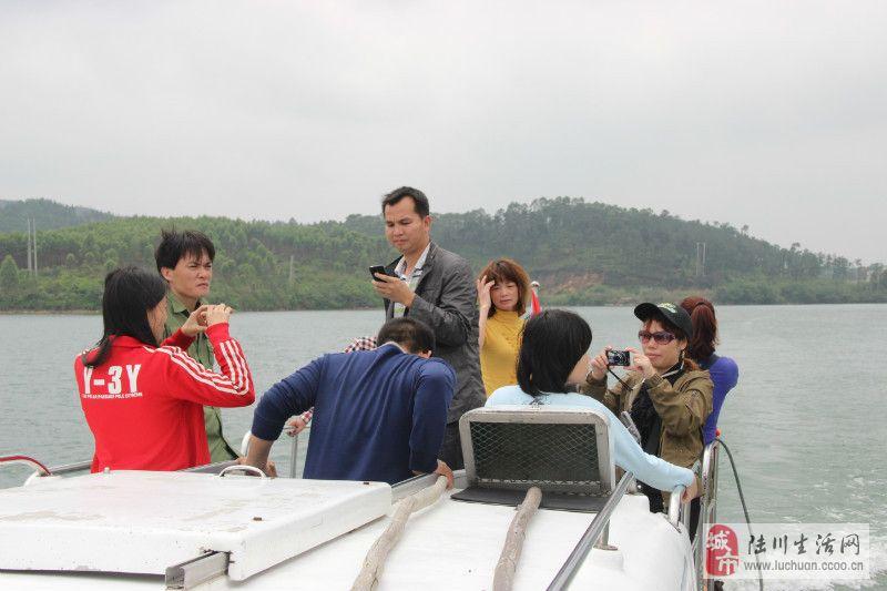 廉江到陆川地图