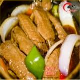 [原创]朱记黄焖鸡米饭黄河道店正在营业中。。。