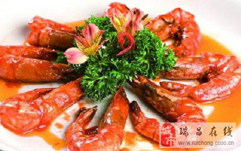 各种大虾做法 美味原来如此简单