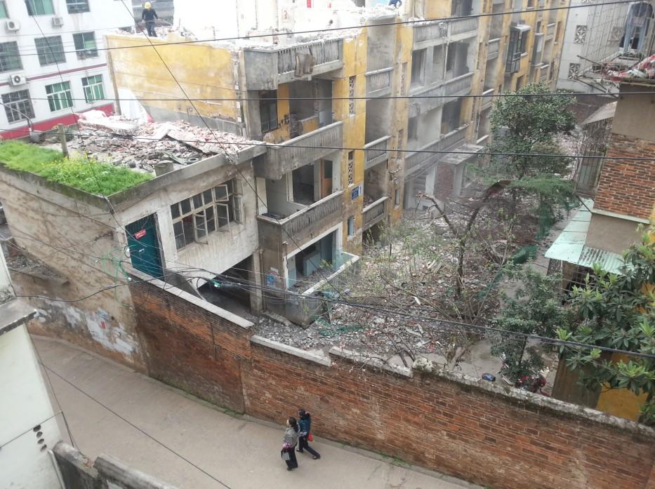 祁东[县人民医院旁]又一座电梯高楼即将拔地而起
