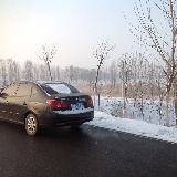 今天还下雪了,上班路上随意拍了几张