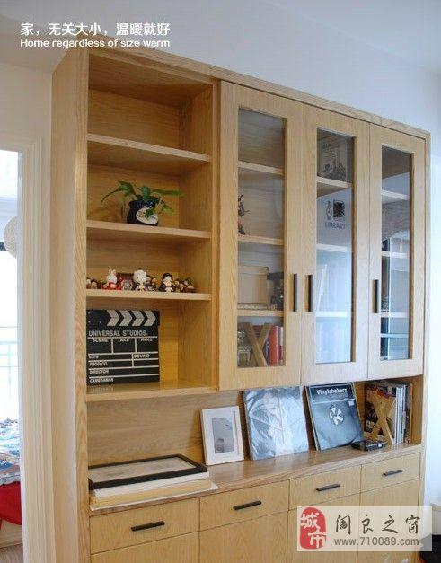 muji书柜