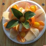 水果艺术菜给大家晒晒
