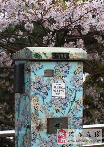 随手拍――各地风情の邮筒