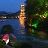 桂林好风光阿,值得大家去看看。