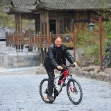 [原创]酉阳骑友把骑行桃花源酉州古城当成每晚的必修课