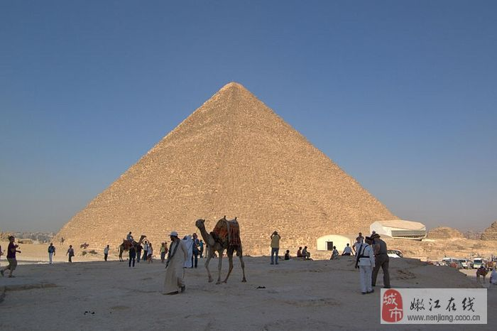 [推荐]全球最大的八座金字塔