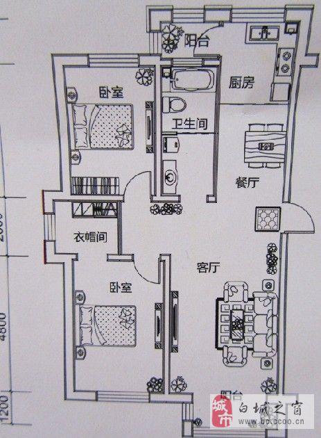 4x15房屋土建设计图