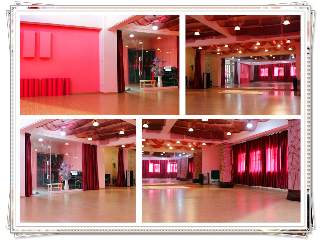 六合舞尚东方瑜伽肚皮舞会所欢迎您!