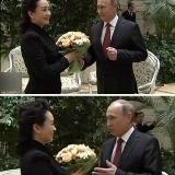 中国外交一道靓丽的风景——中国第一夫人