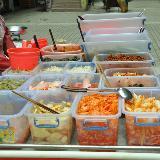 铜仁小十字肖氏泡菜 很地道很辣很有味