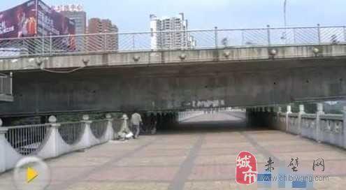 矮穷锉专利:让高富帅难堪的一座大桥高度仅1.3米