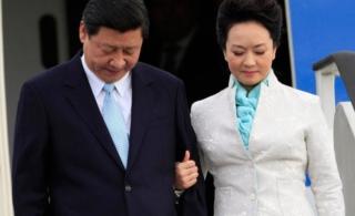 中国外交一道靓丽的风景――中国第一夫人