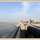【特别关注】:建设中的兴隆水利枢纽大坝