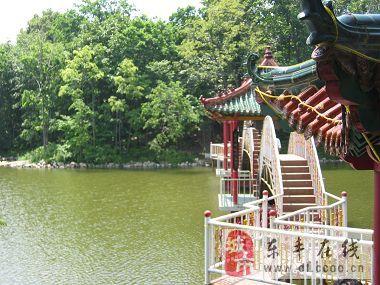 东丰江城公园