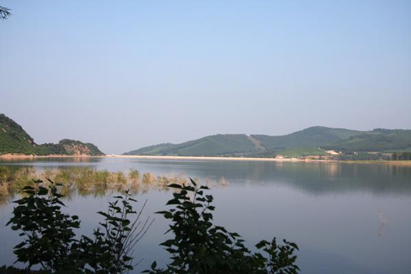 横道河水库