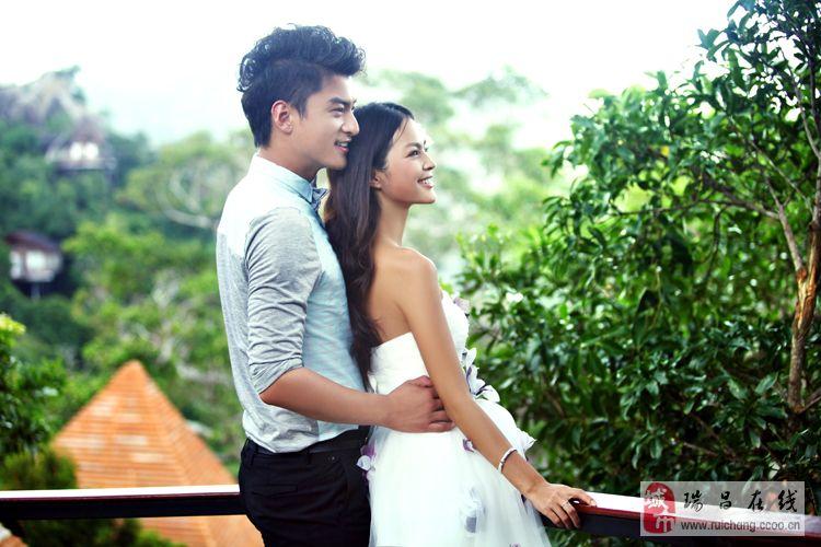 2013流行的浪漫婚纱照风格
