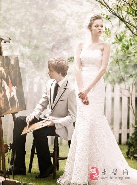 那些年我们一起追过的婚纱!