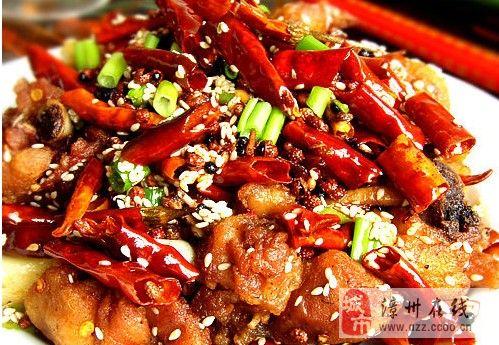 美味辣子鸡的做法!