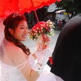 寻乌最浪漫的婚礼(图)