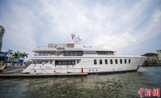 价值3.25亿超豪华游艇探访