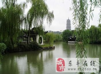 东丰新世纪国际旅行社―华东五市双飞6日游