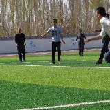 [原创]瓜州方舟足球俱乐部开春第一次热身比赛