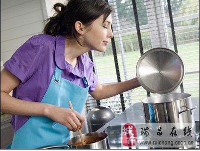 厨房里的10大烹饪坏习惯