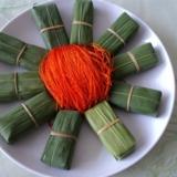 铜仁竹叶黄粑  香甜可口老少皆宜