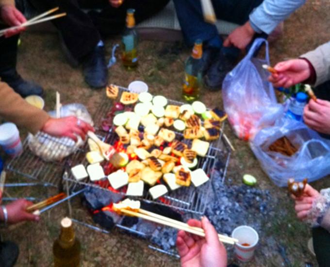 [分享]欢乐时光之烤烧烤